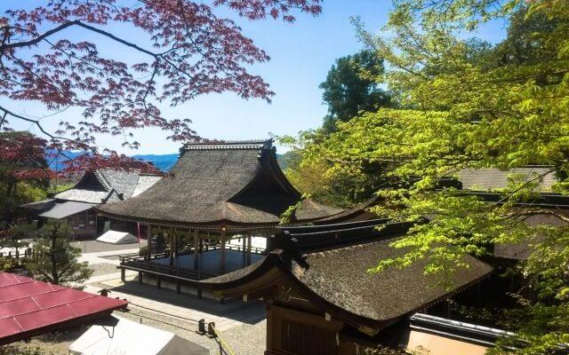 京都府亀岡市のパワースポット「出雲大神宮」 | アイスピ