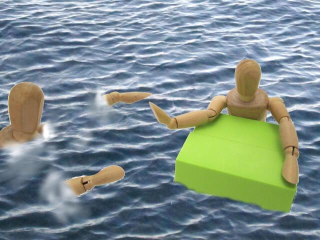 夢占い…溺れて助けられる・溺れる人を助ける夢を見たら ...